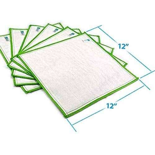Wood Fiber Cleaning Cloth By Simply Natural